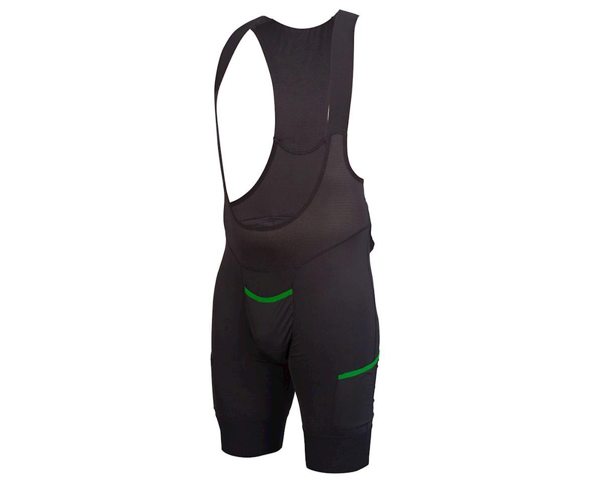 ZOIC Clothing Carbon Bib Liner (Black) (XL)