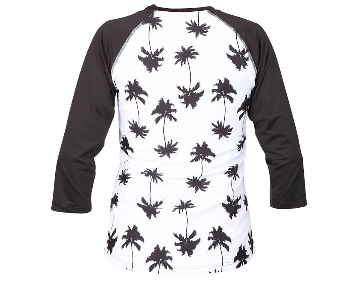 Image 2 for ZOIC Clothing Women's Jerra Jersey (White Palm) (S)