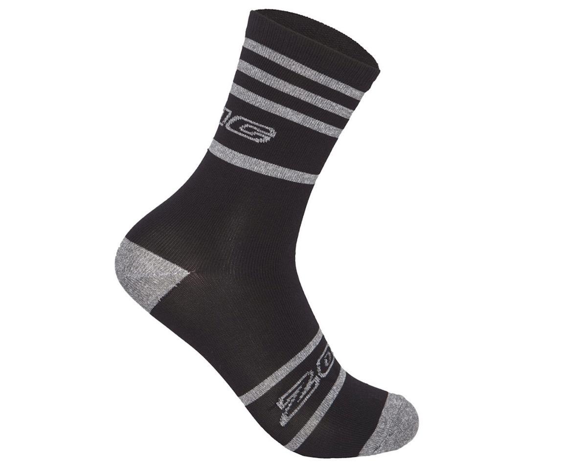 ZOIC Clothing Contra Sock (Black/Vapor) (L/XL)