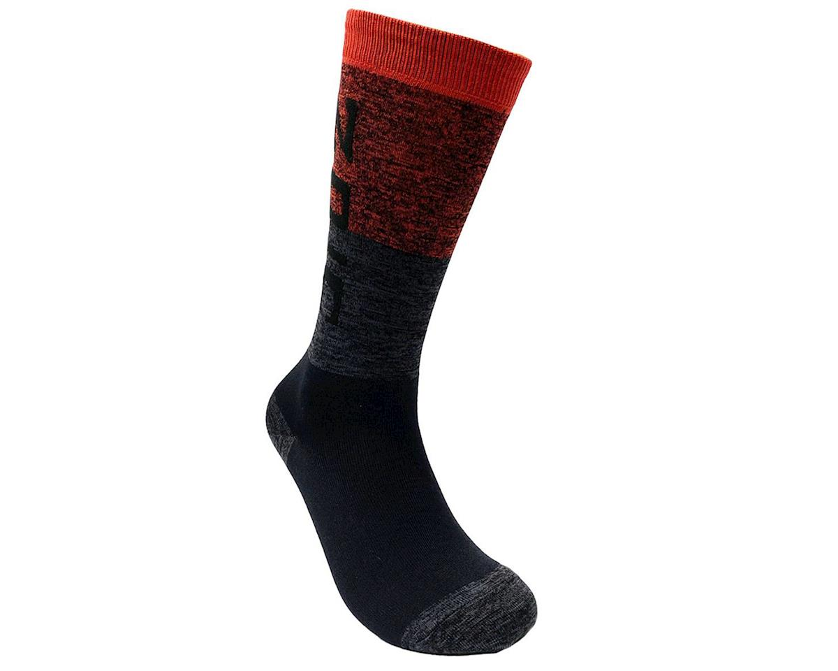 ZOIC Clothing Luca Sock (Red) (S/M)