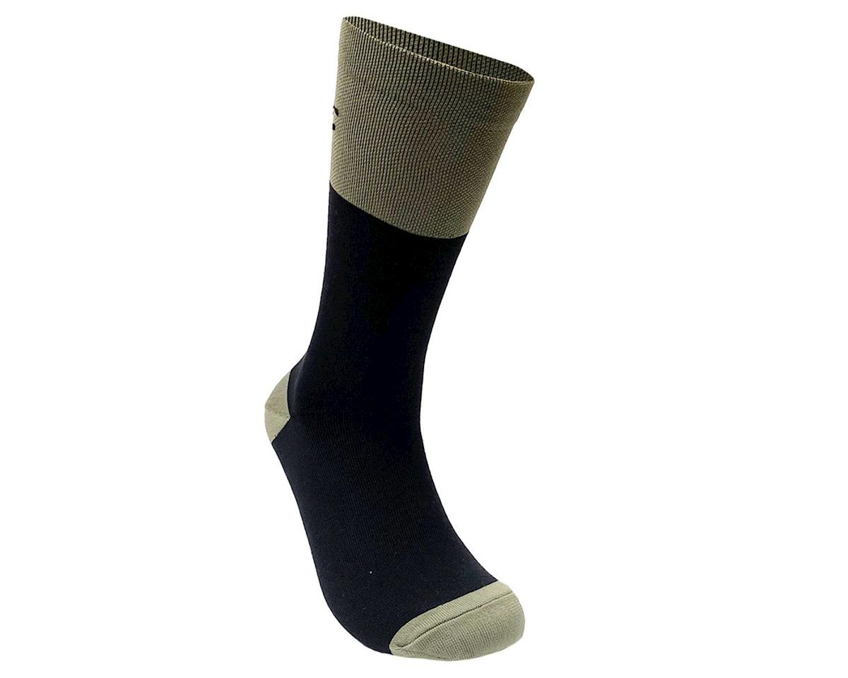 ZOIC Clothing Sessions Socks (Malachite/Black) (L/XL)
