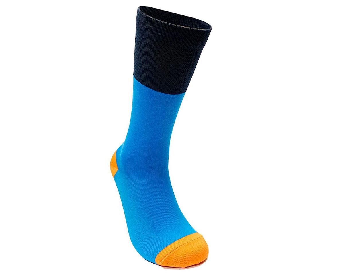 ZOIC Clothing Sessions Socks (Night/Azure) (S/M)