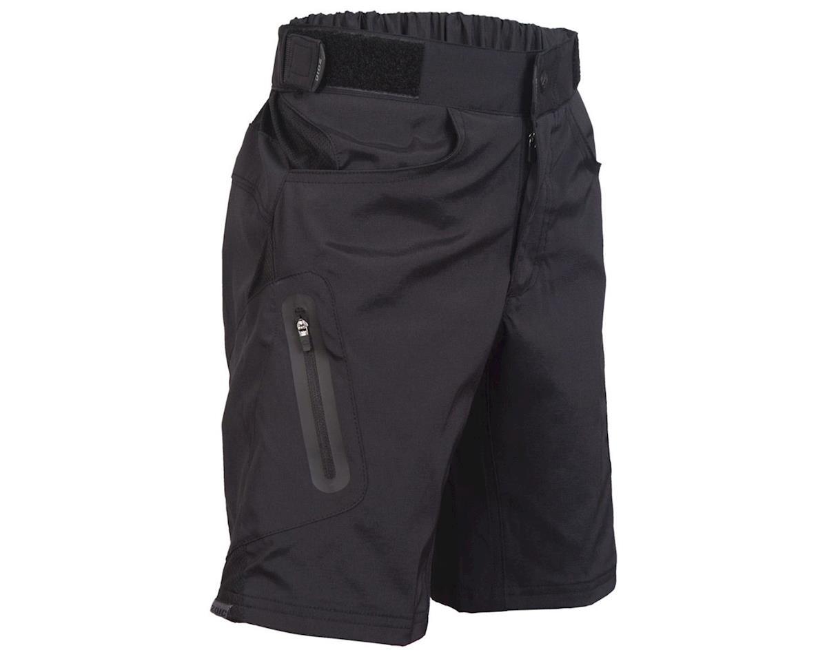 ZOIC Clothing Ether Jr Shorts (Black) (XL)