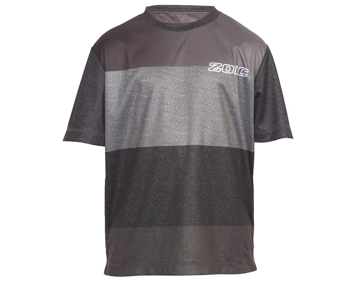 ZOIC Clothing Lucas Jersey (Black Alloy) (L)