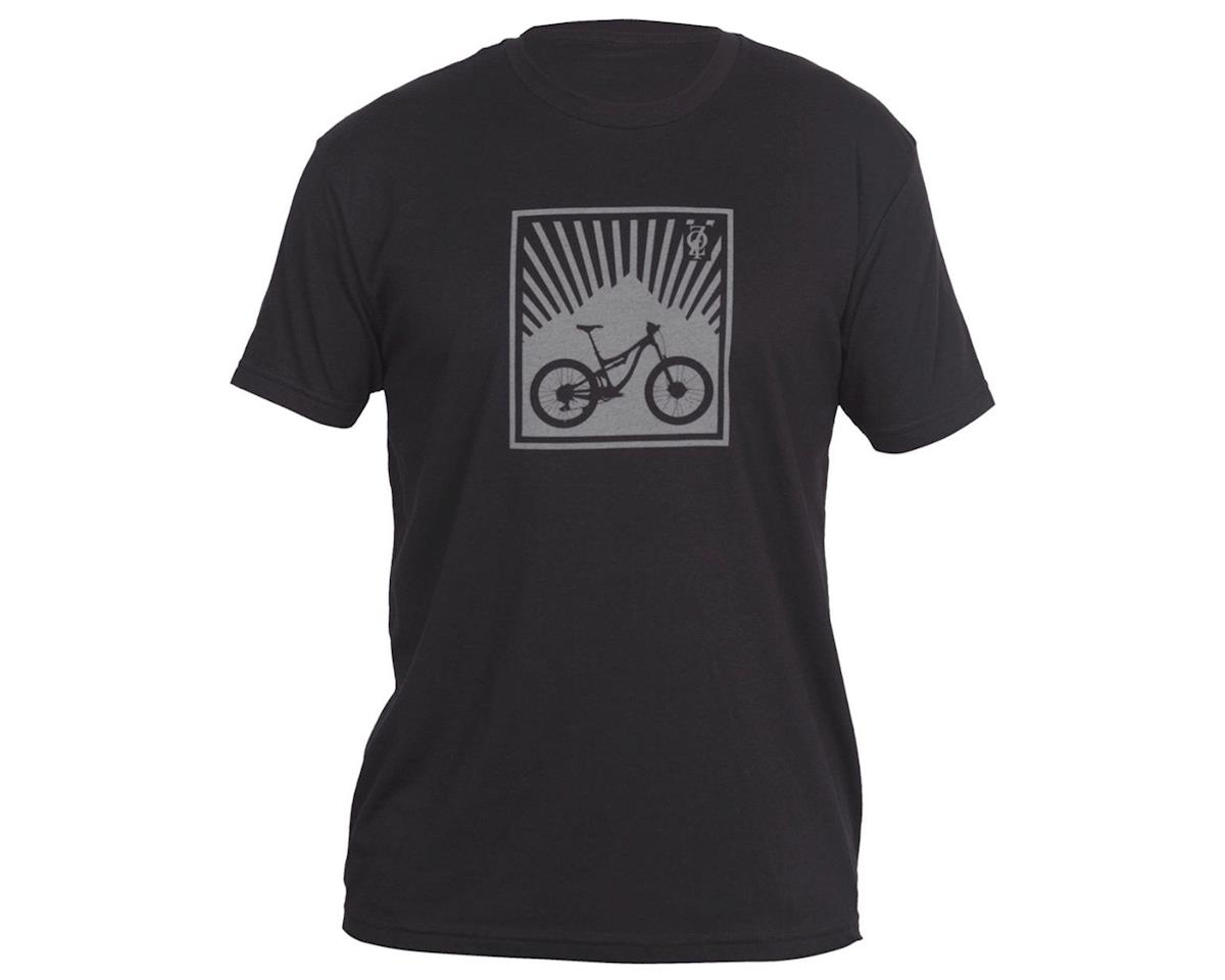 ZOIC Clothing Cycle Tee (Black) (L)