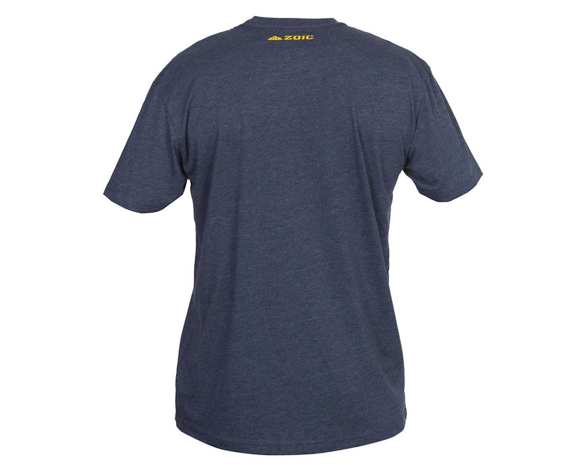 Image 2 for ZOIC Clothing Elements Kid's Tee (Navy) (XL)