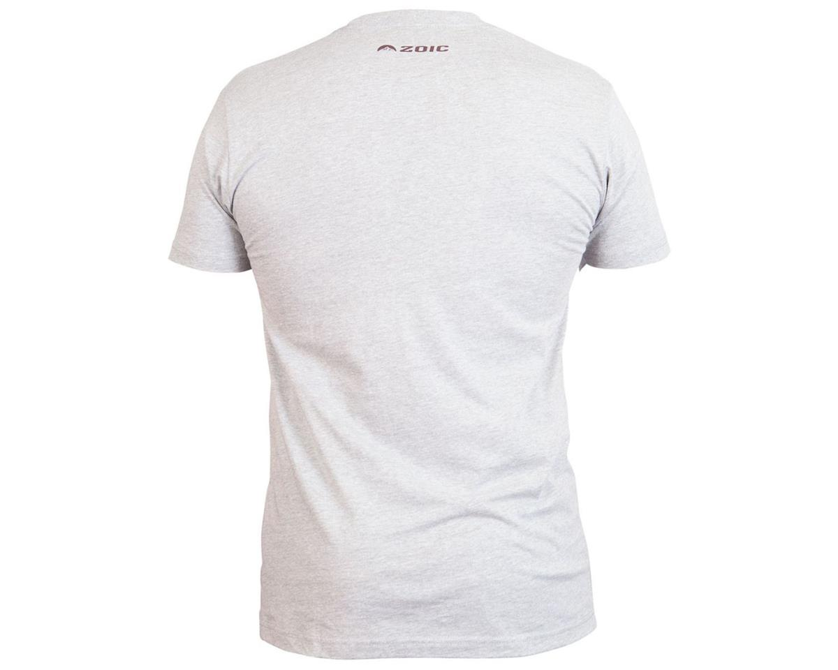 Image 2 for ZOIC Clothing Classic Tee (Grey Heather) (2XL)