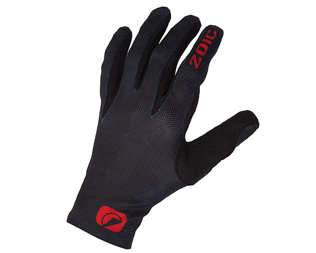 ZOIC Clothing Ether Gloves (Black/Red) (XL)