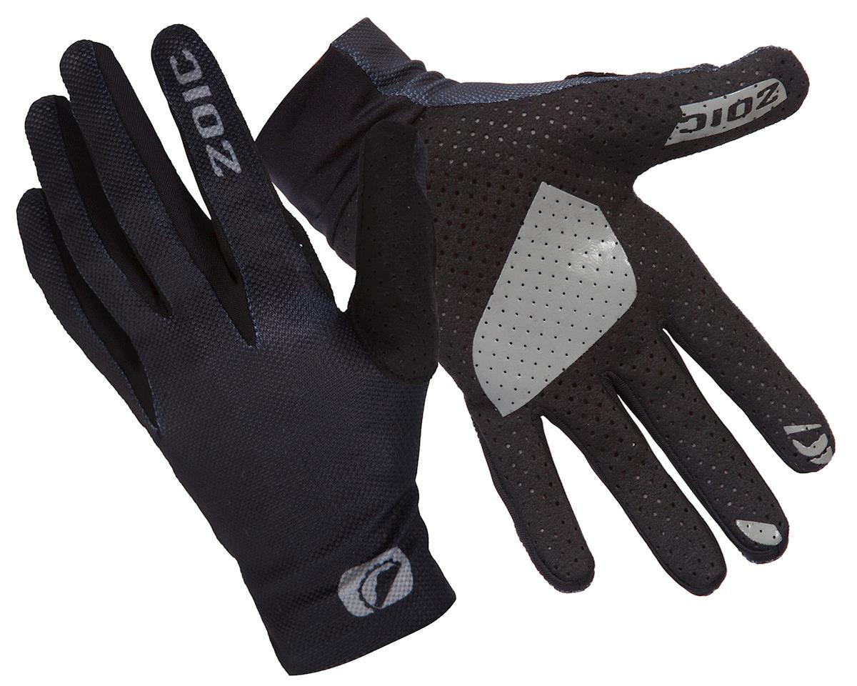 ZOIC Clothing Ether Gloves (Black/Vapor) (M)