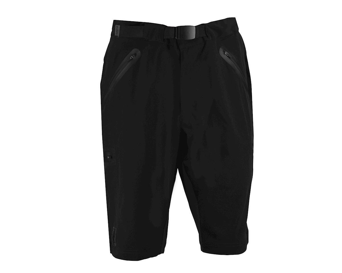 "Image 2 for ZOIC Clothing Zoic Beta 12"" Baggy Shorts (Black)"