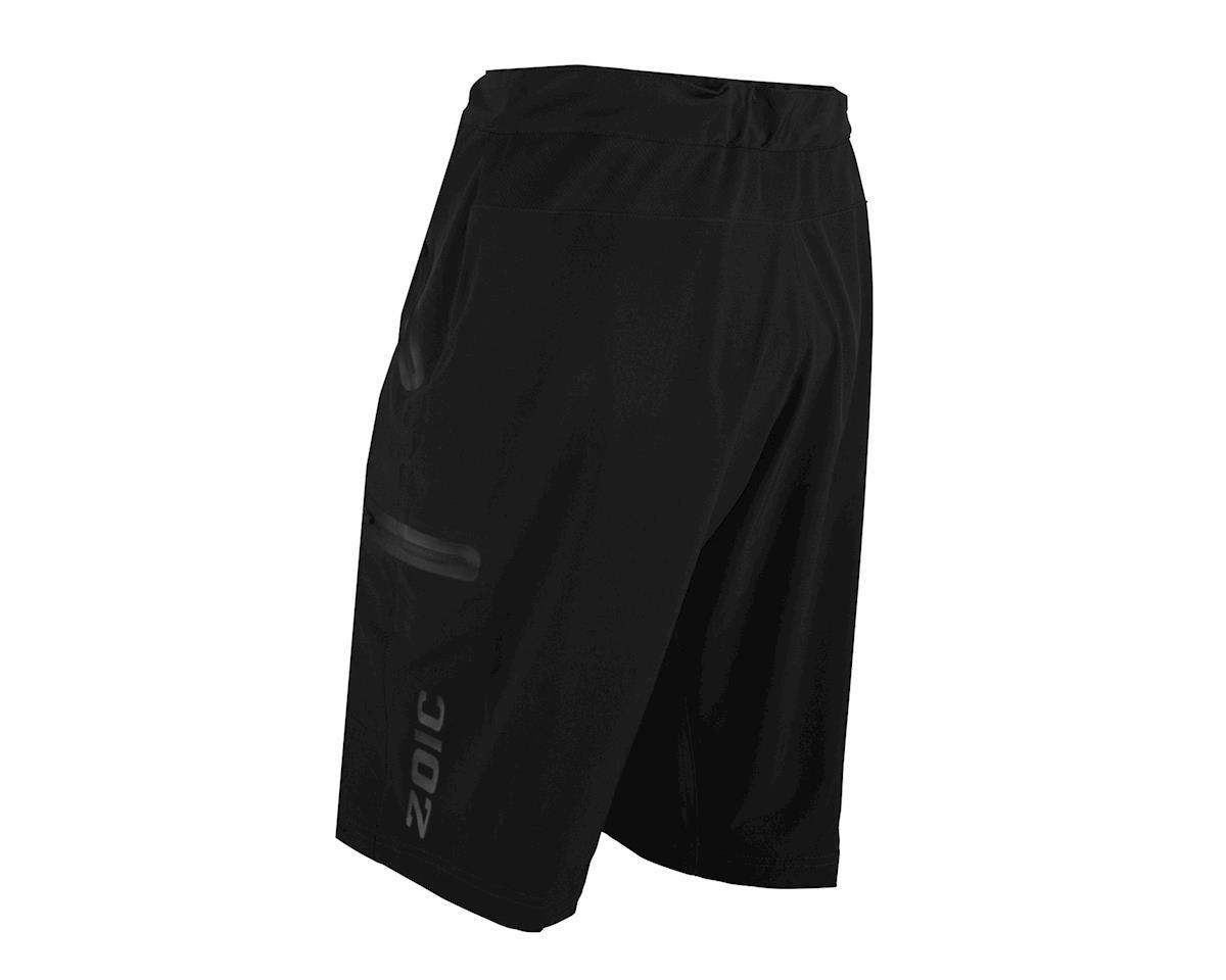 "Image 3 for ZOIC Clothing Zoic Beta 12"" Baggy Shorts (Black)"