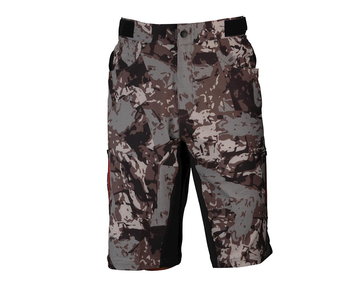 ZOIC Clothing Zoic Ether Camo Baggy Shorts (Rock Camo)