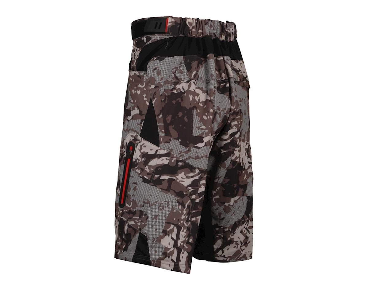Image 2 for ZOIC Clothing Zoic Ether Camo Baggy Shorts (Rock Camo)