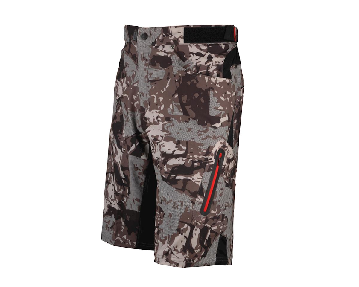 Image 3 for ZOIC Clothing Zoic Ether Camo Baggy Shorts (Rock Camo)