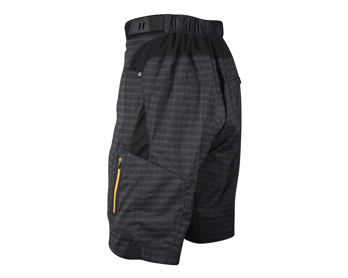 ZOIC Clothing Zoic Ether Plaid Shorts (Plaid) (Xxlarge)