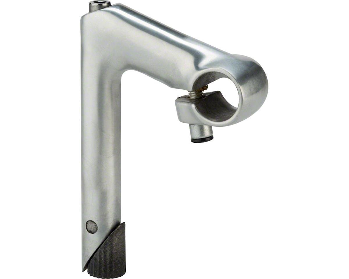 "Zoom HE 1"" Quill Stem: 80mm, -17 Degree, 150mm Quill, 25.4mm Bar Clamp"