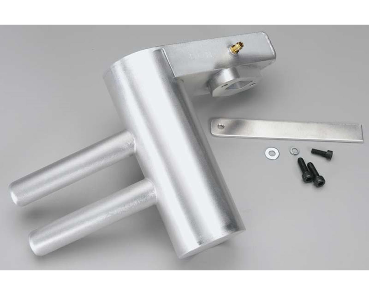 Bisson Mufflers 10502 Inverted Wrap Around Muffler DL55