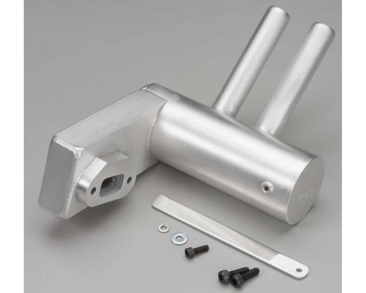 Bisson Mufflers 9250 Inverted Wrap Around Muffler DA50