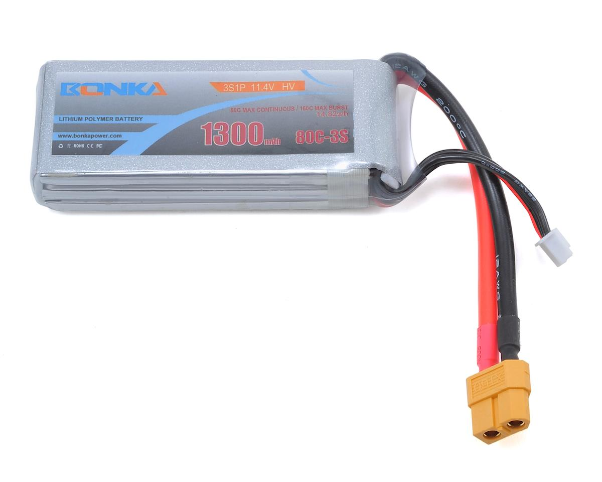 Bonka Power HV 3S Li-Po 80C (11.4V/1300mAh)
