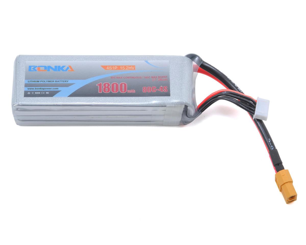 Bonka Power HV 4S Li-Po 80C (15.2V/1800mAh)