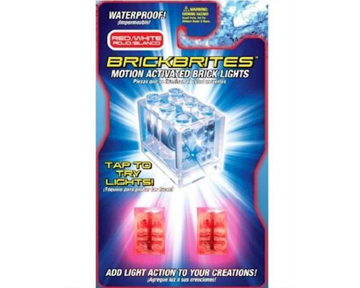 Bonka Power Bulk Buy  Brickbrites: Red/White