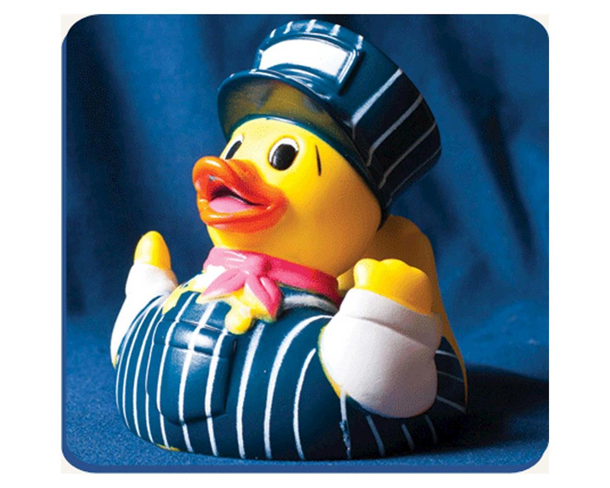 Floating Engineer Duck