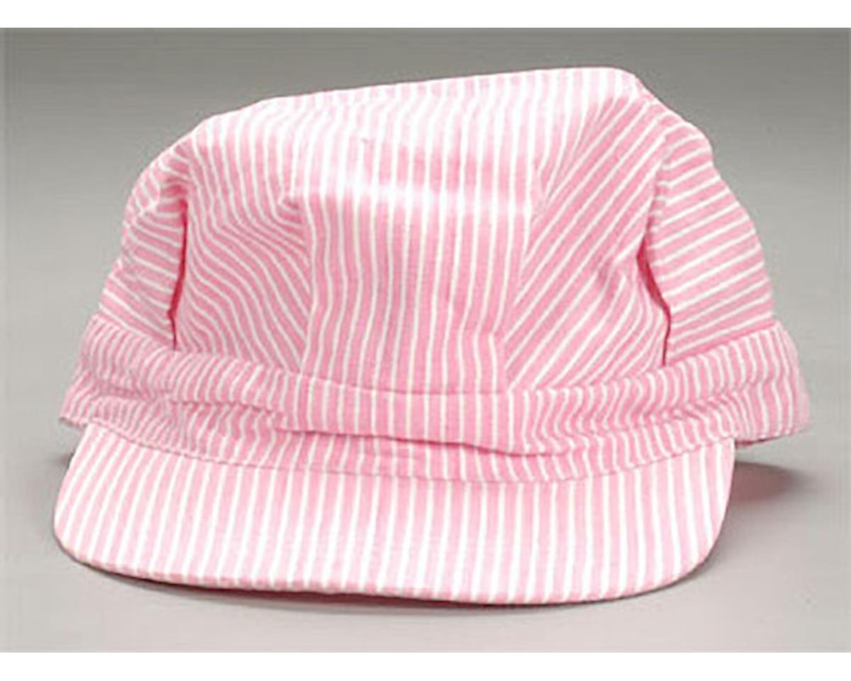 Brooklyn Peddler 00053 Engineer Cap Child Pink Strap Back