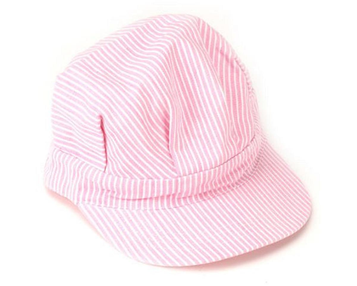 Engineer Cap, Child/Pink by Brooklyn Peddler
