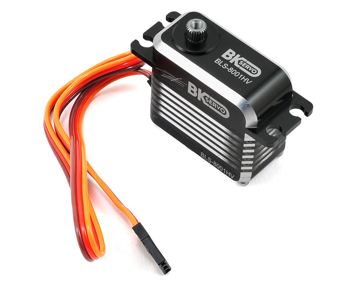 BK Servos BLS-8001HV High Voltage Metal Gear Brushless Cyclic Servo