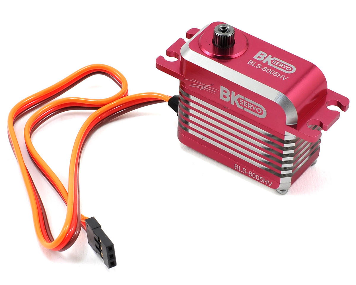 BK Servos BLS-8005HV High Voltage Metal Gear Brushless Tail Servo