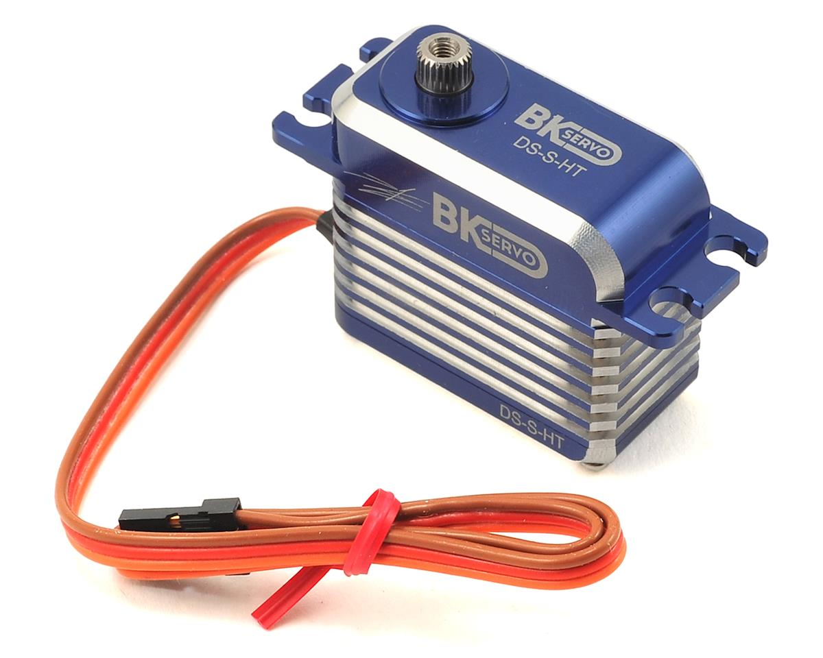 "DS-S-HT Metal Gear Digital ""High Torque"" Servo (High Voltage) by BK Servo"