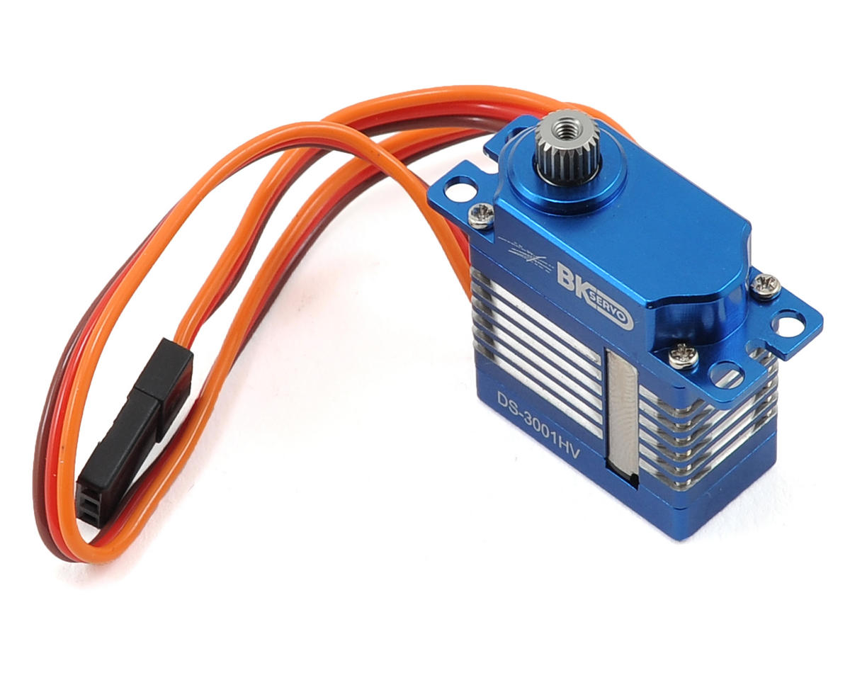BK Servos DS-3001HV High Voltage Metal Gear Digital Micro Servo