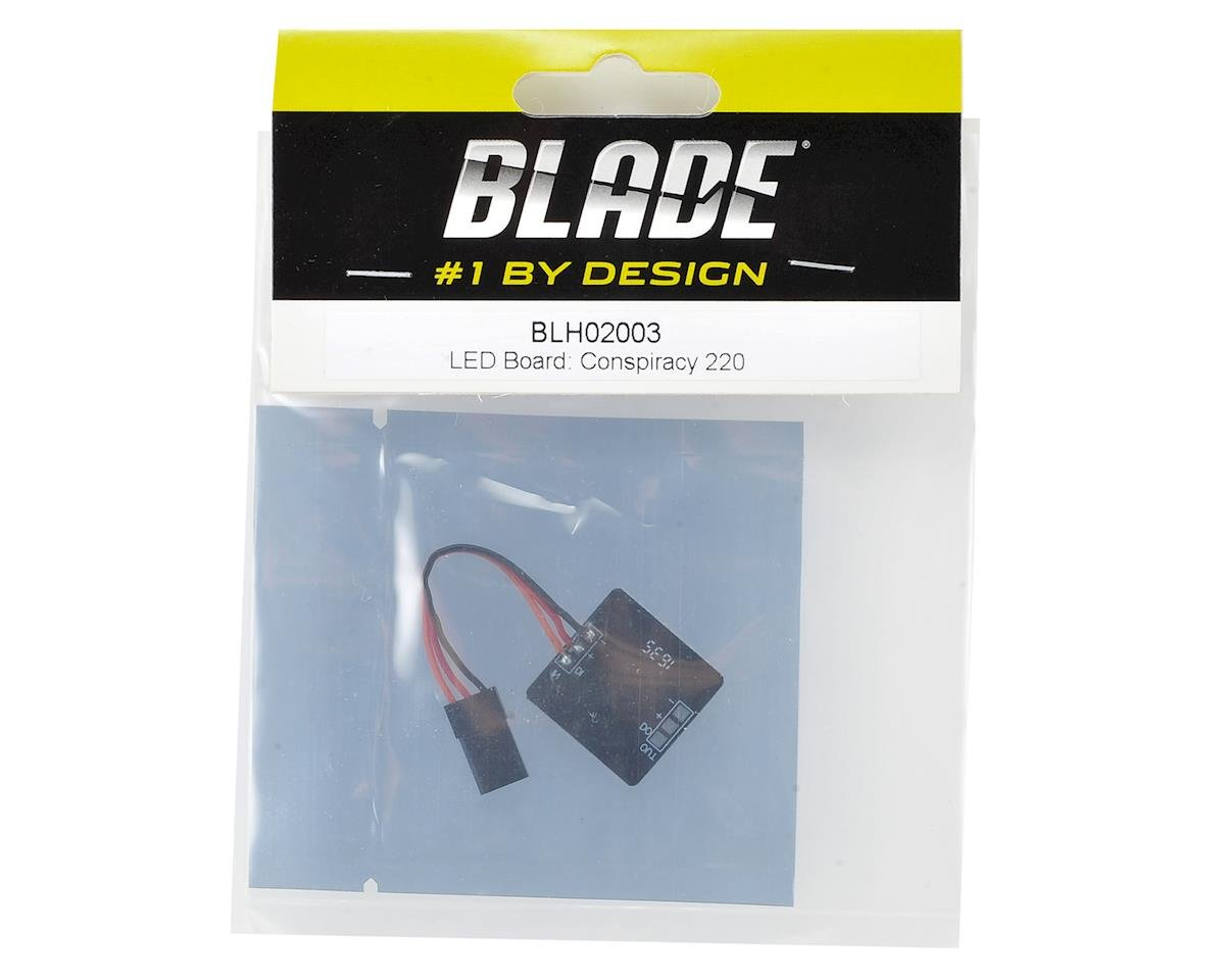 Blade Conspiracy 220 LED Board