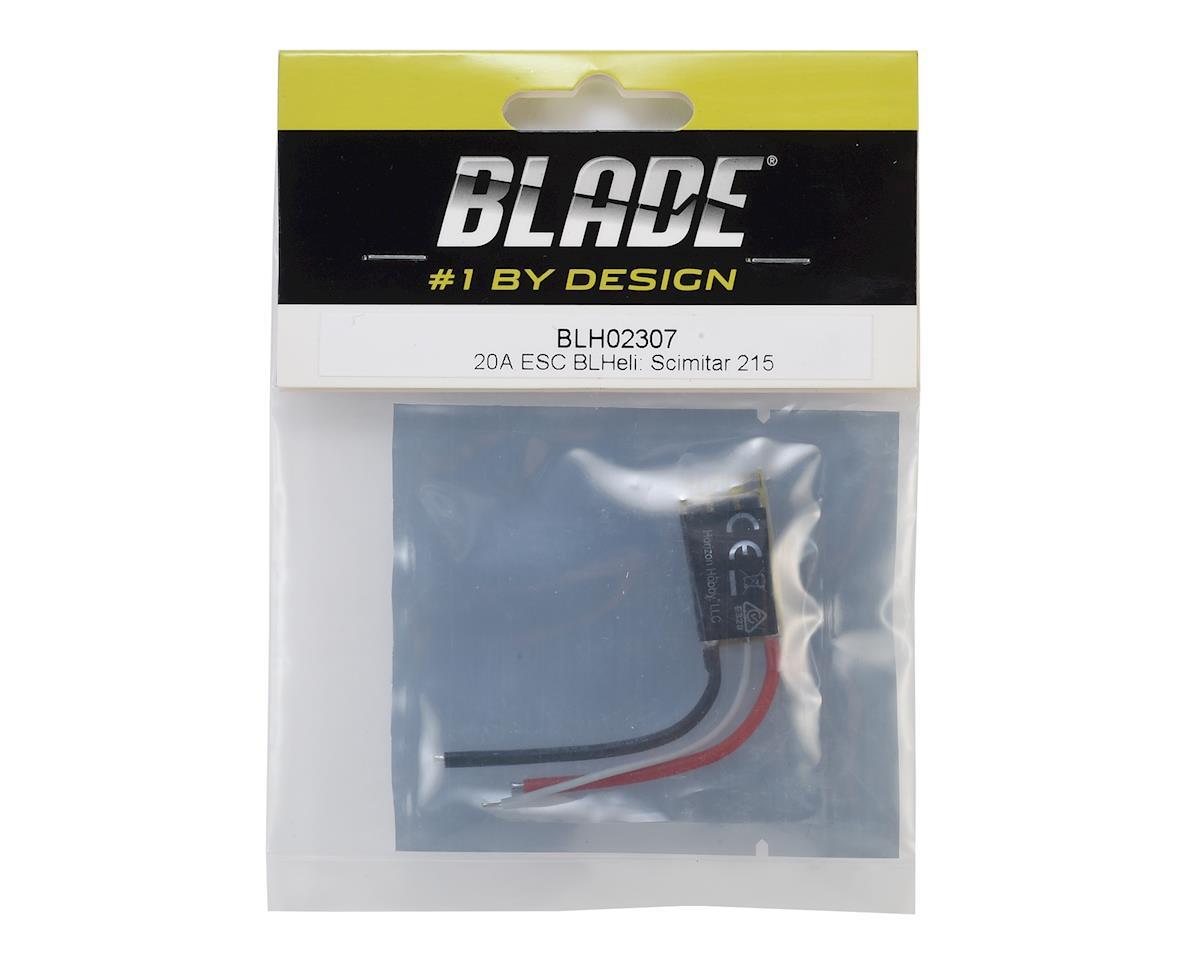 Blade Scimitar 215 20A ESC