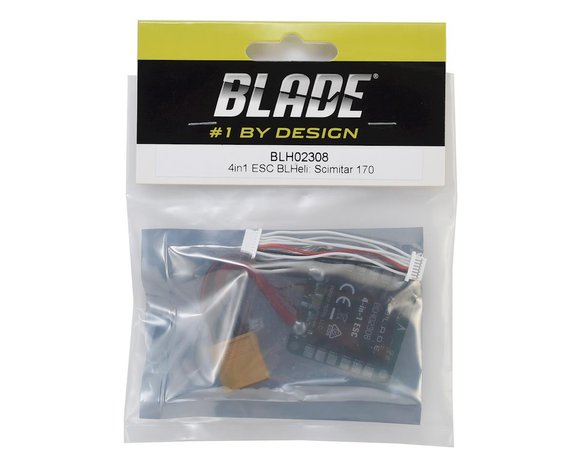 Blade Scimitar 170 4in1 ESC