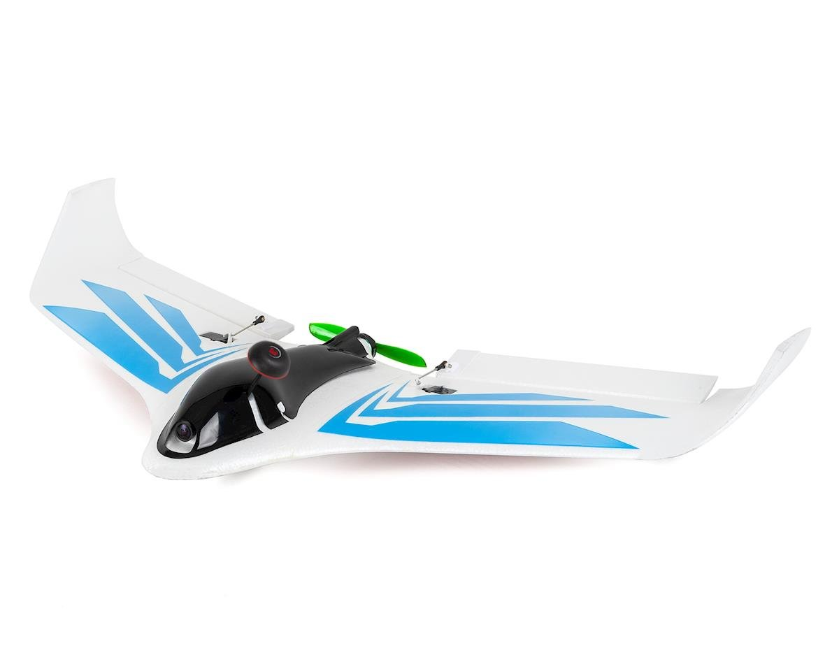 "Blade Helis Theory Type W ""FPV Equipped"" BNF Basic Race Wing"