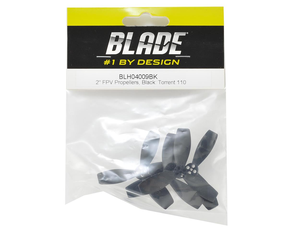 "Blade Helis Torrent 110 2"" FPV Propellers (Black)"