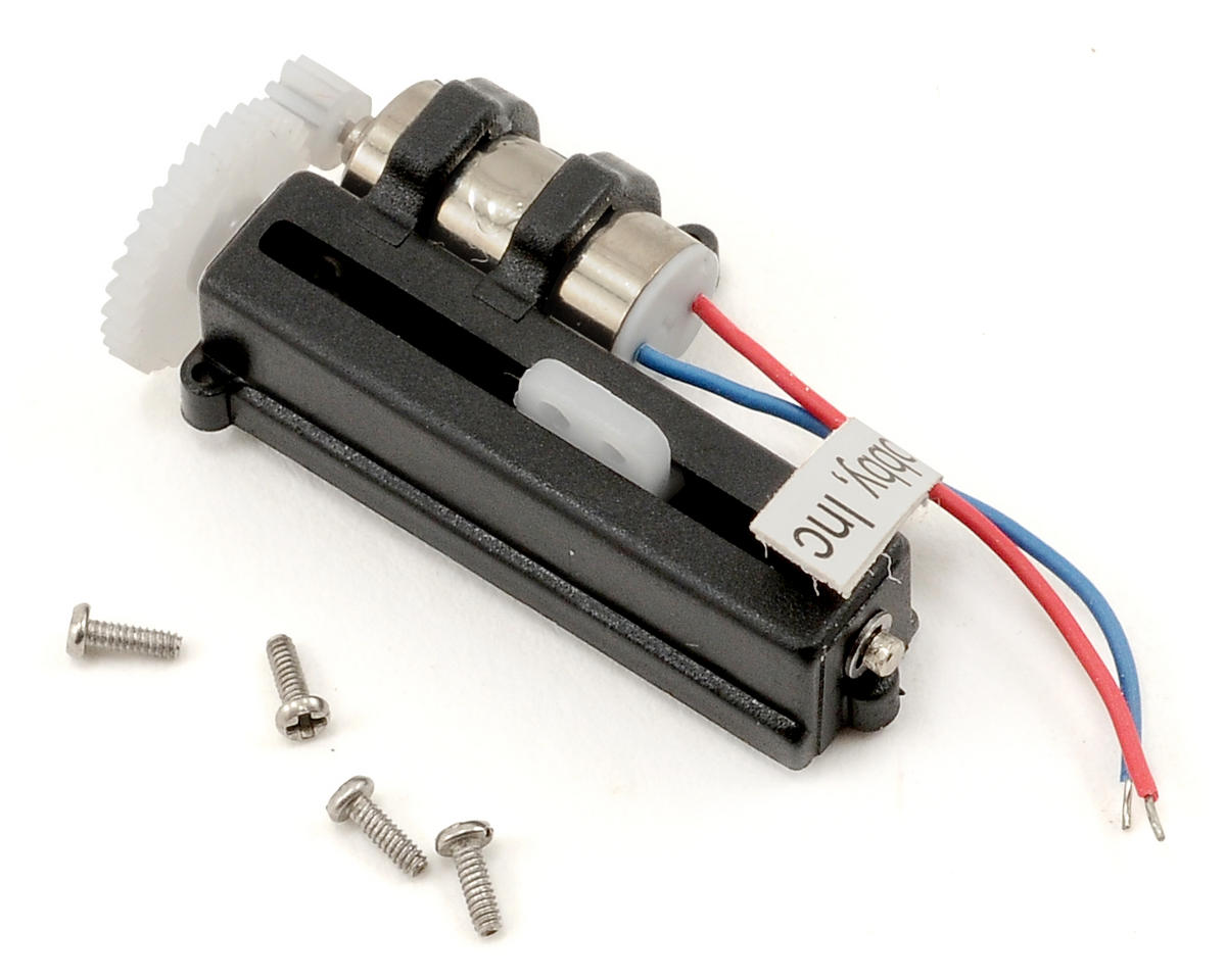 Blade 120 SR Helis Replacement Servo Mechanics: