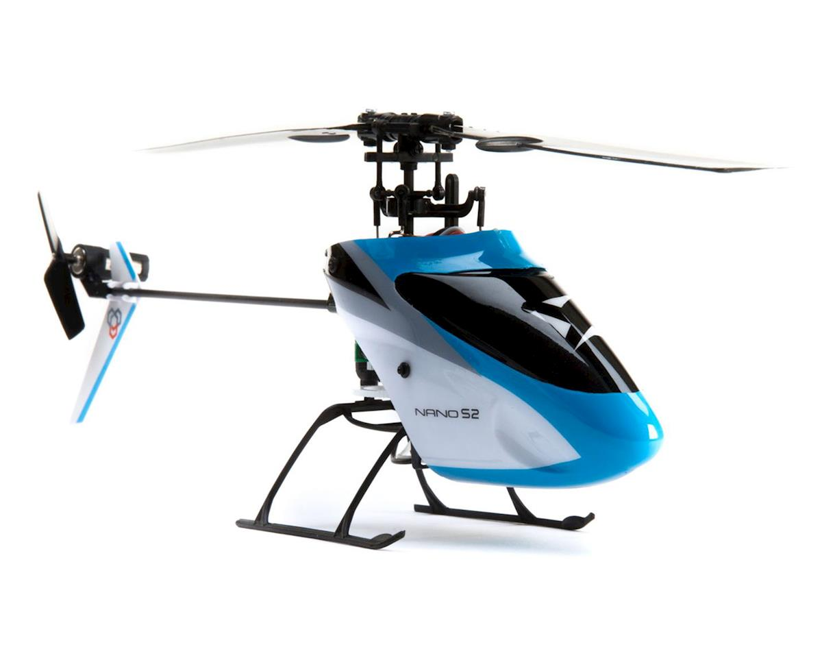 Blade Nano S2 BNF Ultra Micro Electric Helicopter