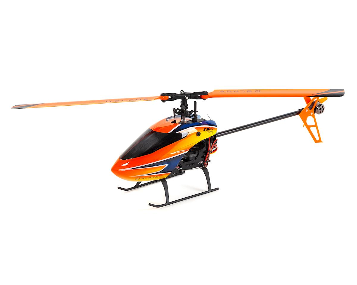230 S V2 Bind-N-Fly Basic Electric Flybarless Helicopter
