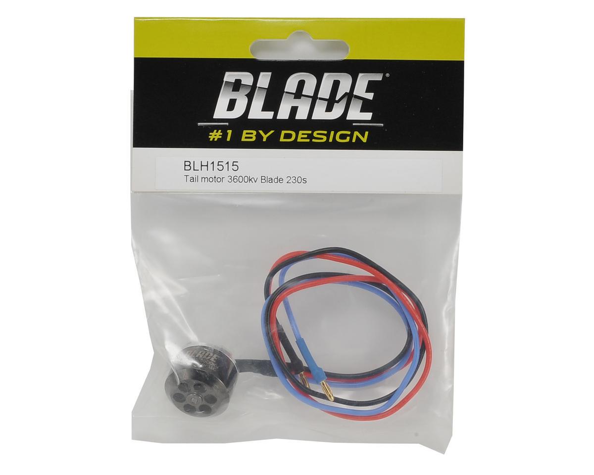 Blade 230 S Tail Motor (3600Kv)