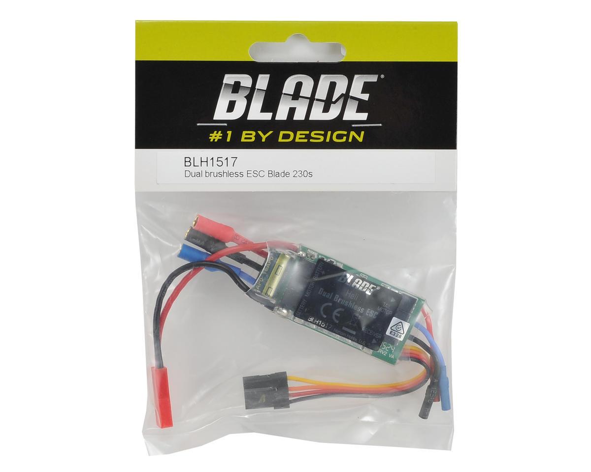Blade Helis 230 S Dual Brushless ESC