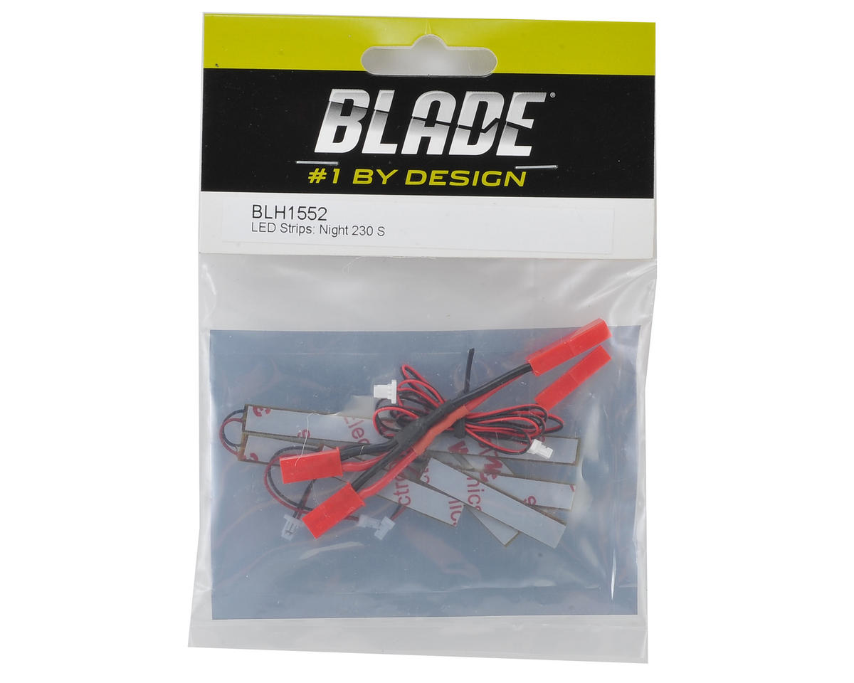 Blade Helis 230 S Night LED Strips