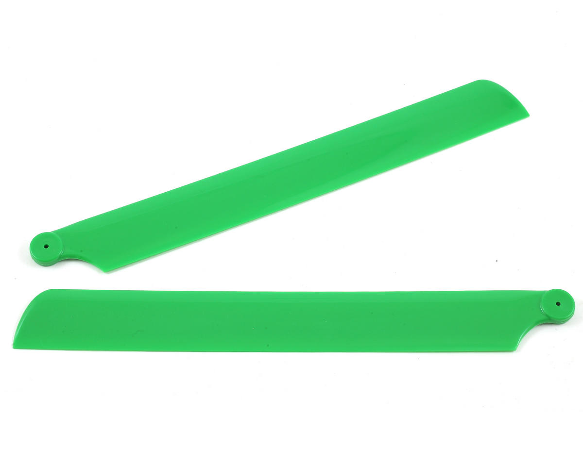 230 S Main Rotor Blade Set (Green) by Blade Helis