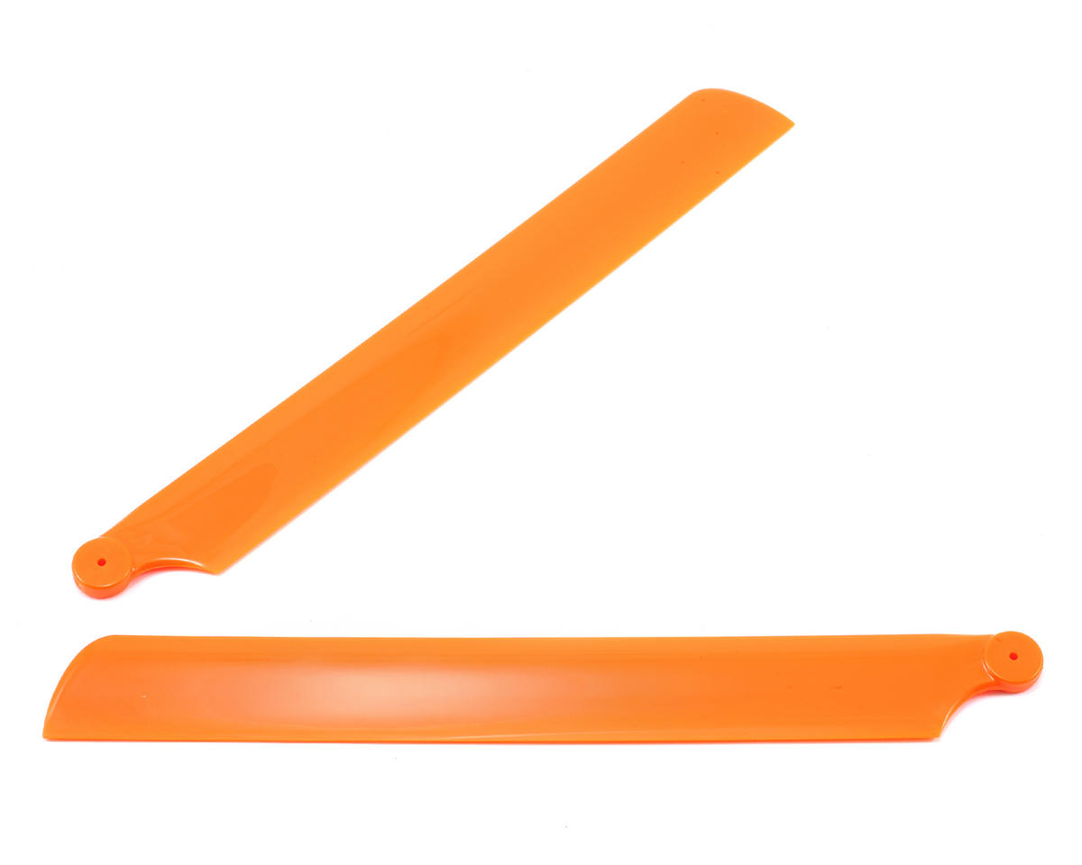 230 S Main Rotor Blade Set (Orange) by Blade Helis