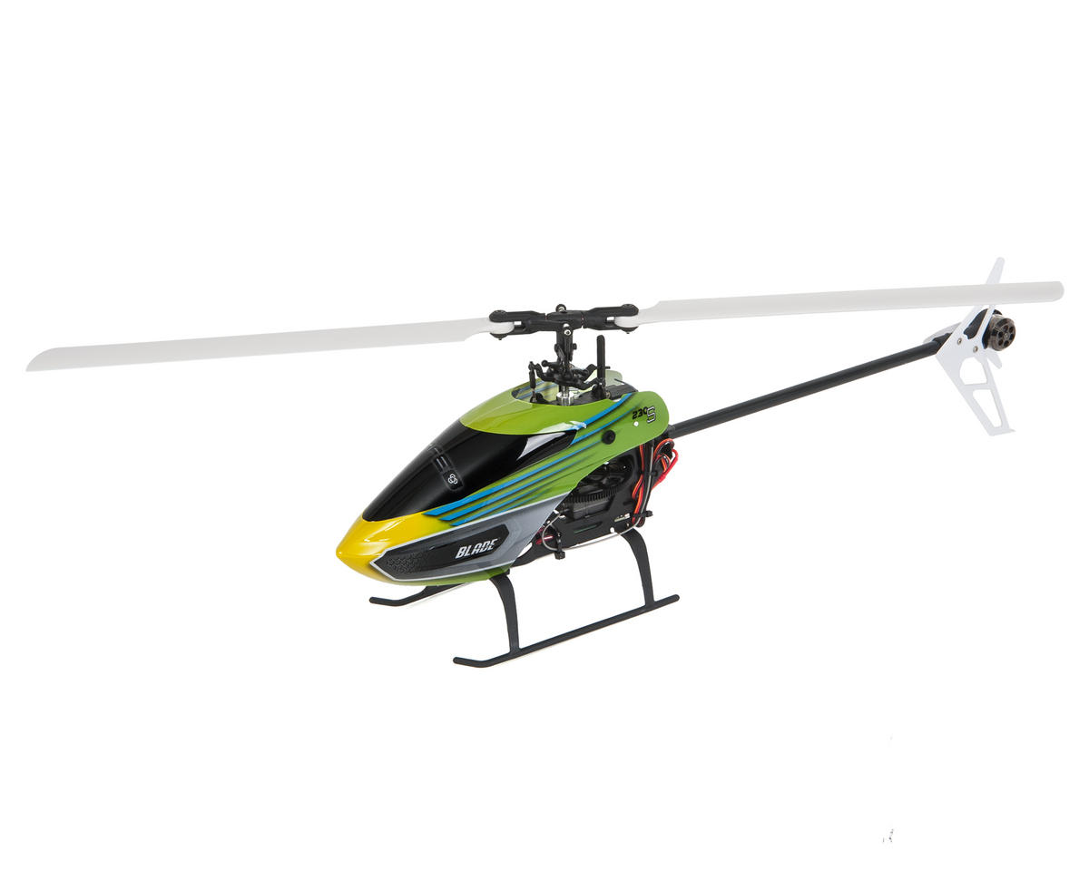 Blade Helis 230 S BNF Flybarless Electric Collective Pitch Helicopter