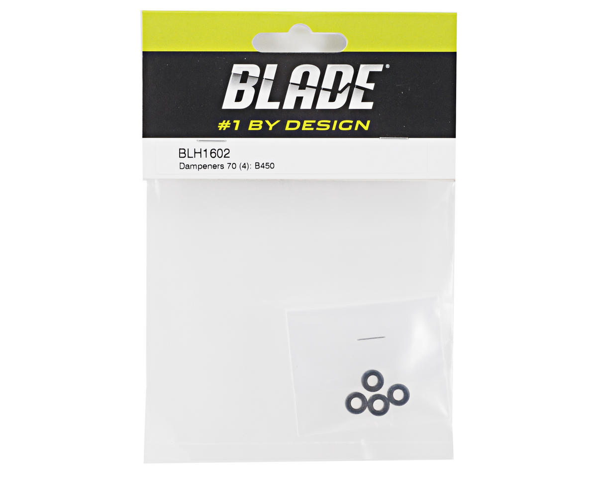 Blh1602 4 Blade 450 Dampers 70