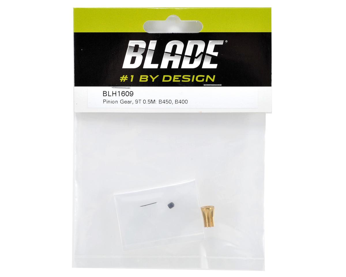 Blade Helis 400/450 Mod 0.5 Pinion Gear (9T)