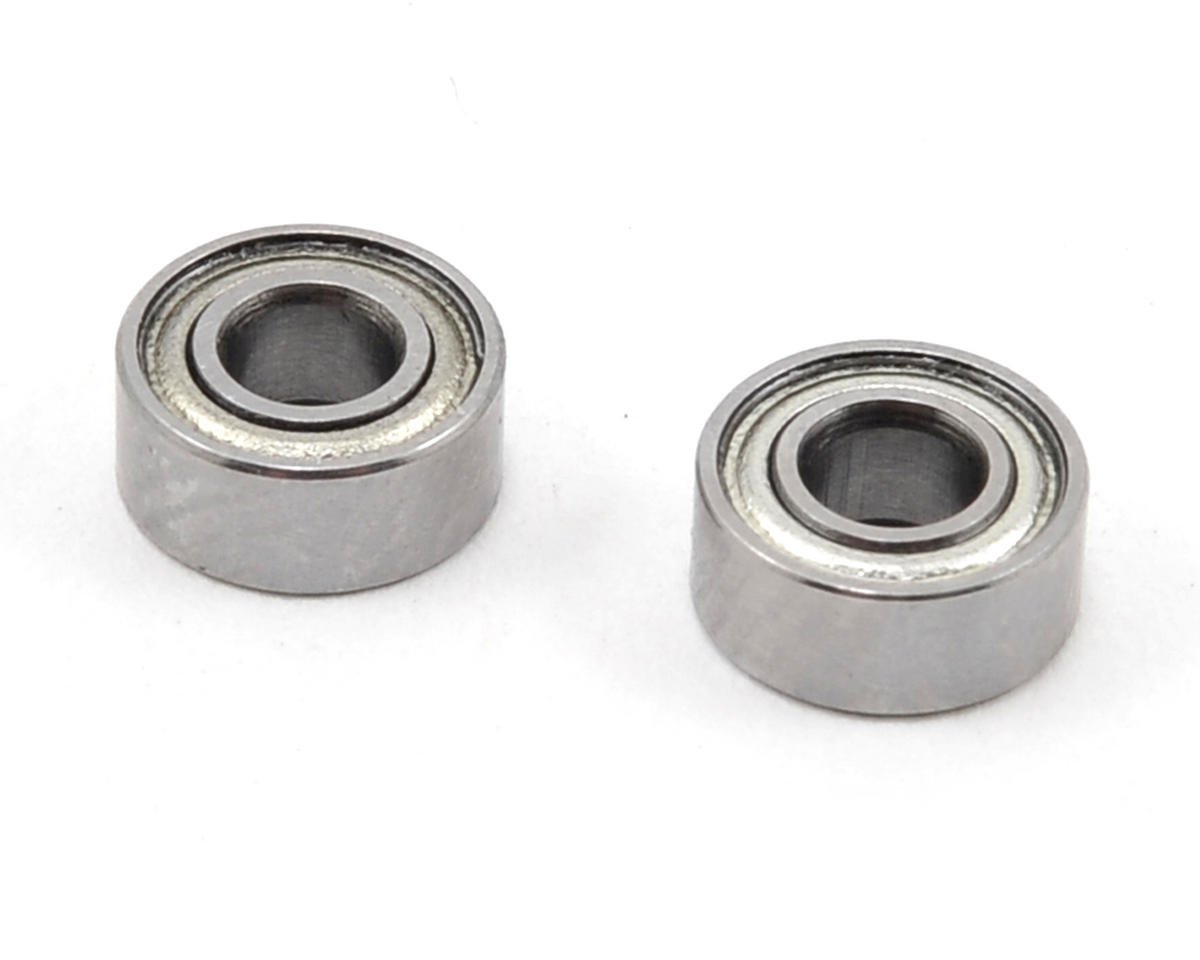 Blade Helis 3x7x3mm Bearing Set (2)