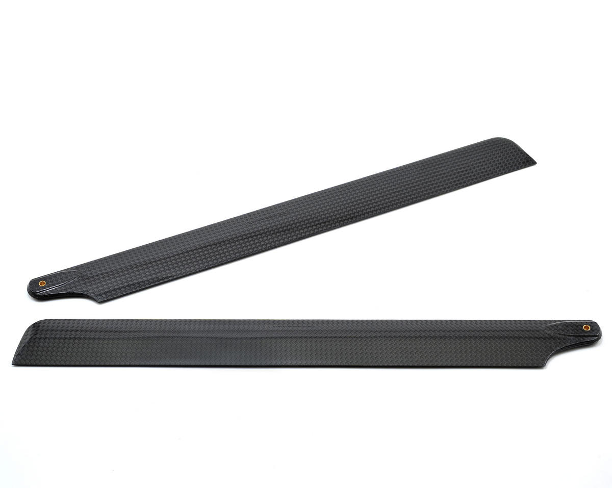 325mm Carbon Main Rotor Blade Set by Blade Helis